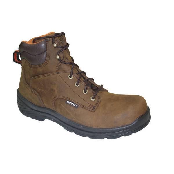 "Men's 6"" Composite Toe Hiker Work Boots"