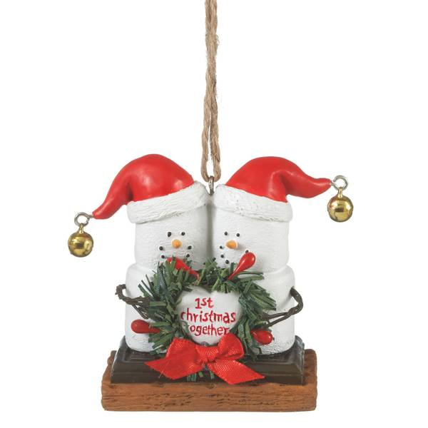 Midwest cbk s mores quot st christmas together ornament