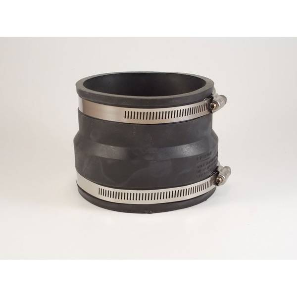 Coupling For Corrugated Pipe