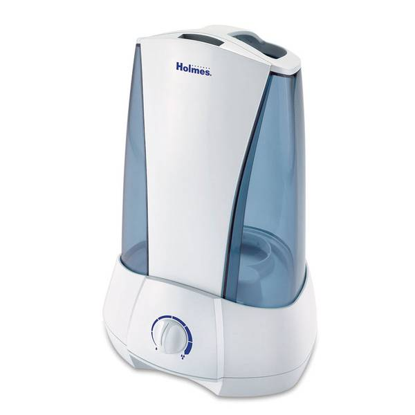 Holmes filter free ultrasonic humidifier at blain 39 s farm for Humidifier cleaning fish