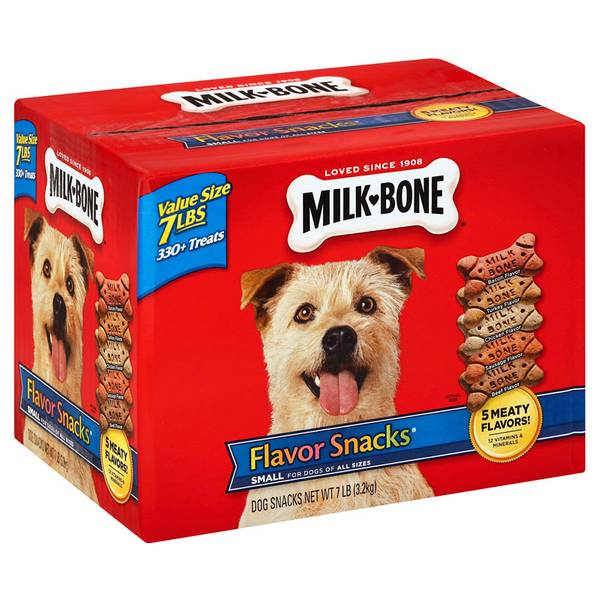 Flavor Snacks Dog Biscuits