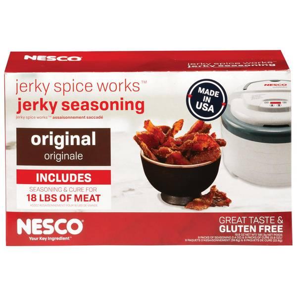 Jerky Spice Works Original Spice Flavor