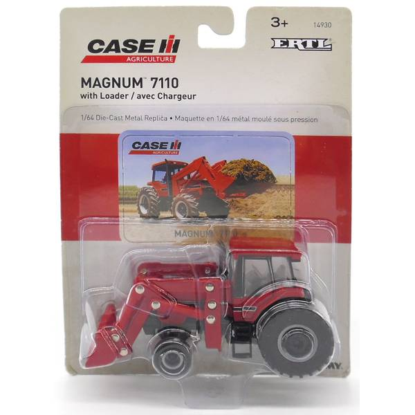 Magnum Toy Tractor with Front End Loader