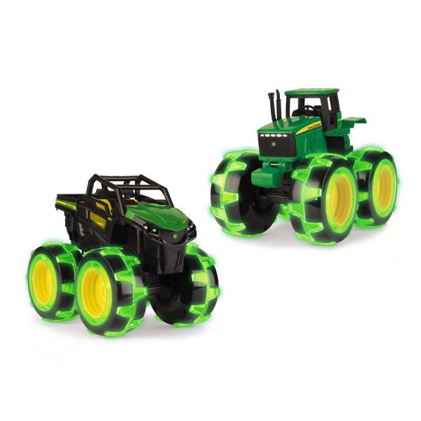 John Deere Monster Treads Lightning Wheels Assortment