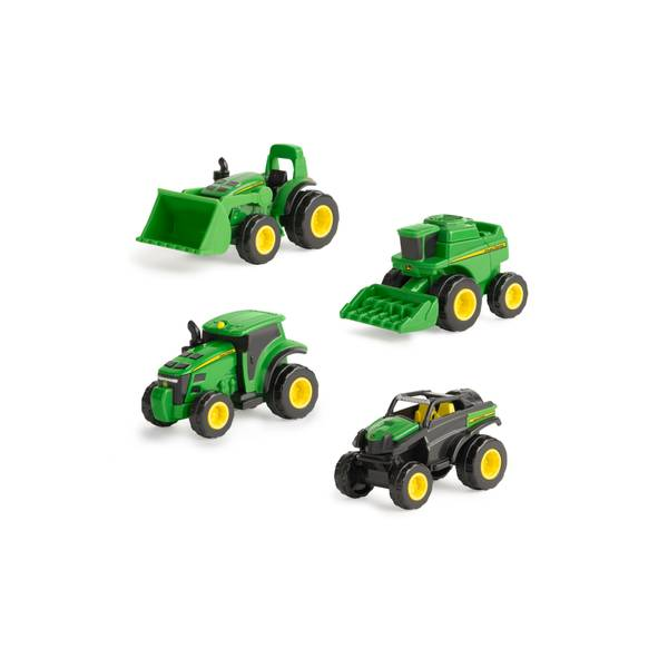John Deere Toy Mighty Mover Vehicle Assortment