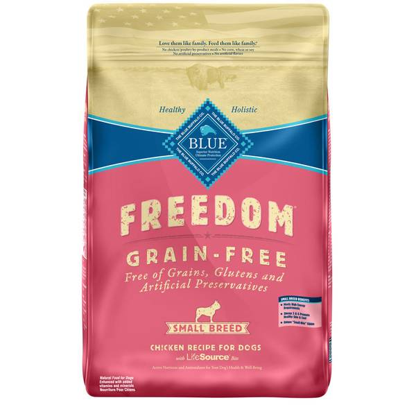 Freedom Grain-Free Natural Chicken Recipe for Dogs