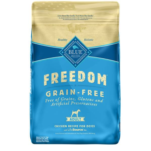 11 lb Freedom Grain Free Chicken Recipe Adult Dry Dog Food