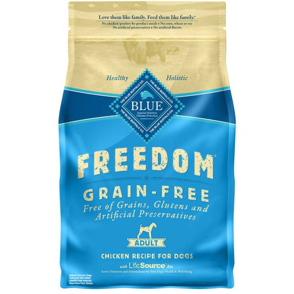 Freedom 4 lb Grain Free Adult Dry Dog Food
