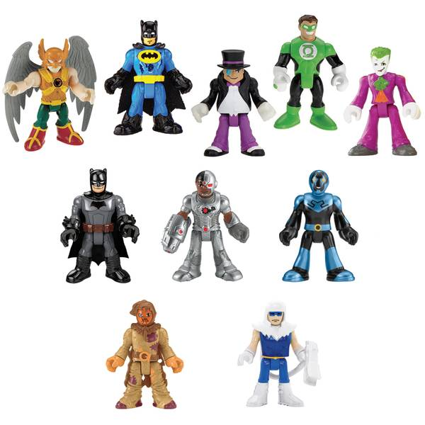 Imaginext Dc Super Friends Heroes & Villains Pack Assortment