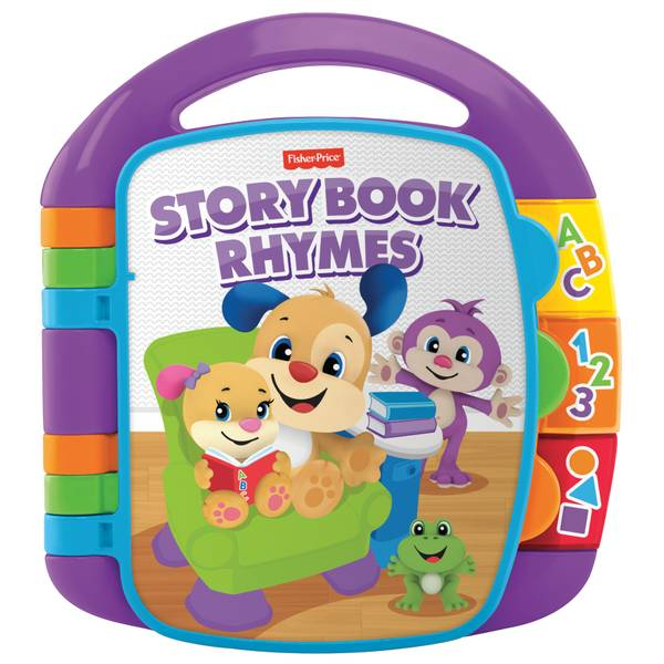 Laugh & Learn Storybook Rhymes Book