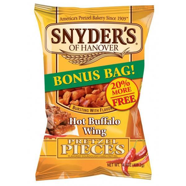 Hot Buffalo Pieces Bonus Bag