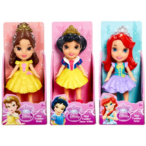 Mini Princess Doll Assortment