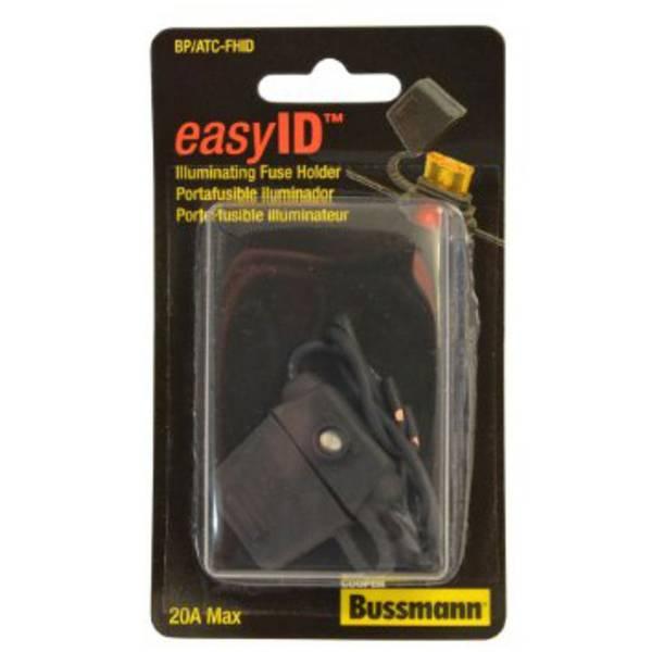 Easy Id Automotive Fuse Holder