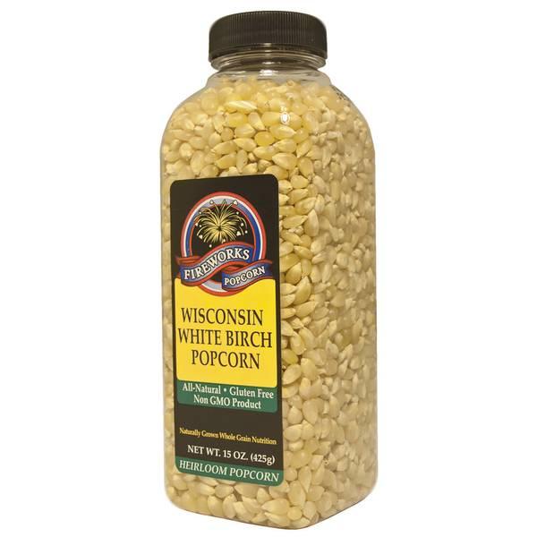Wisconsin White Birch Popcorn