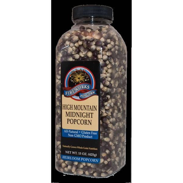 High Mountain Midnight Popcorn