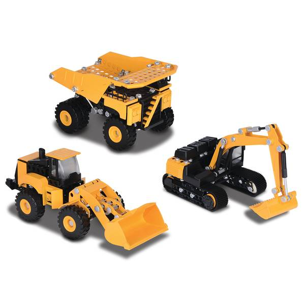 CAT Wheel Loader Construction Building Vehicle Assortment