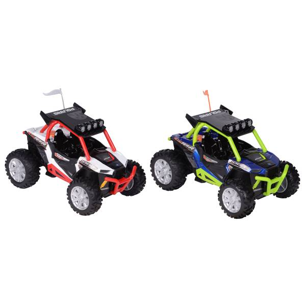 Off Road Rumbler Polaris RZR Sounds & Driving Action Vehicle Assortment