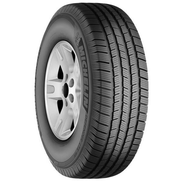 Defender LTX M/S Light Truck Tire - LT245/75R16
