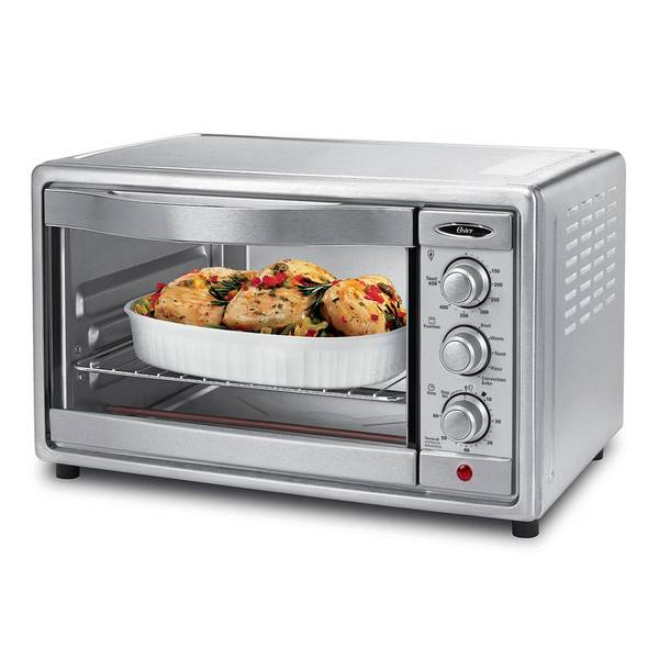 Countertop Roaster Oven Reviews : Oster Convection Countertop Oven