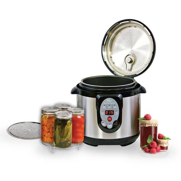 Electric Pressure Cooker For Canning ~ Carey digital canner pressure cooker