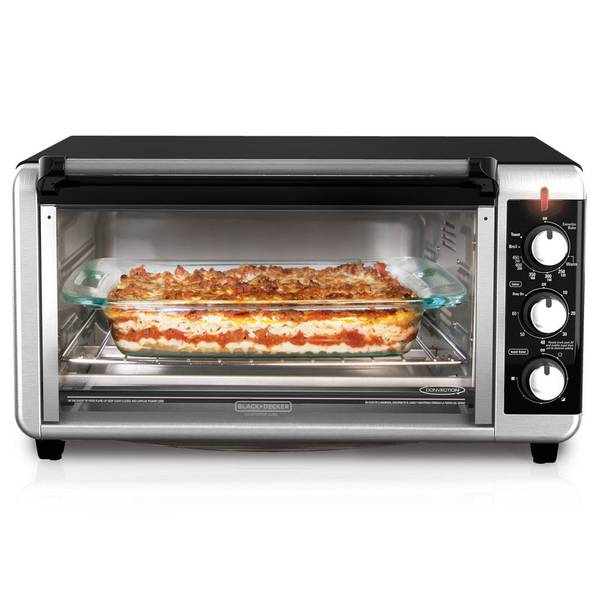 Toaster Oven Parts And Accessories ~ Black decker extra wide toaster oven
