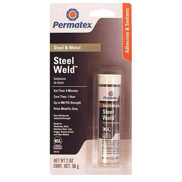 Steel Weld Epoxy