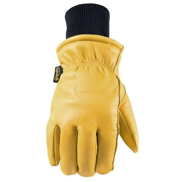 HydraHyde Insulated Grain Cowhide Gloves
