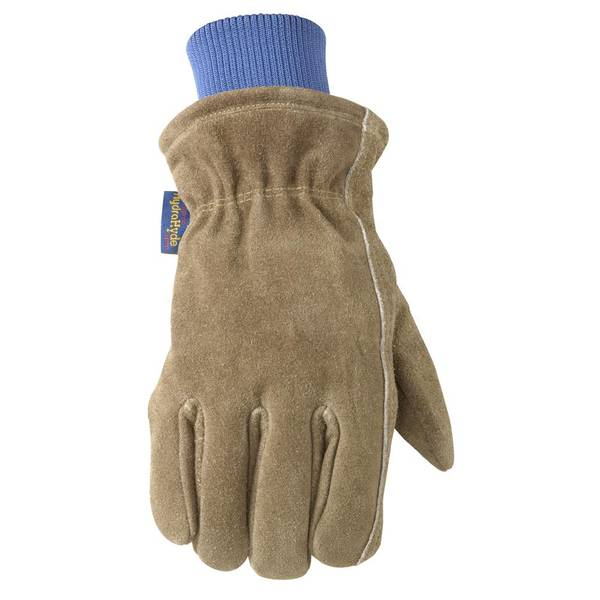 Saddletan All Purpose HydraHyde Insulated Suede Cowhide Gloves