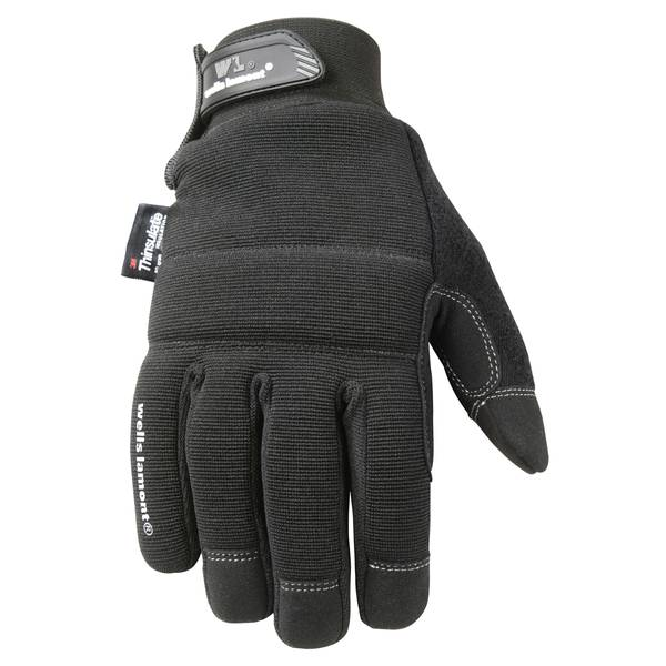 Synthetic Spandex Thinsulate Gloves