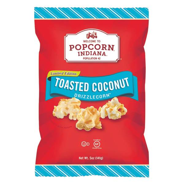 Toasted Coconut Drizzlecorn