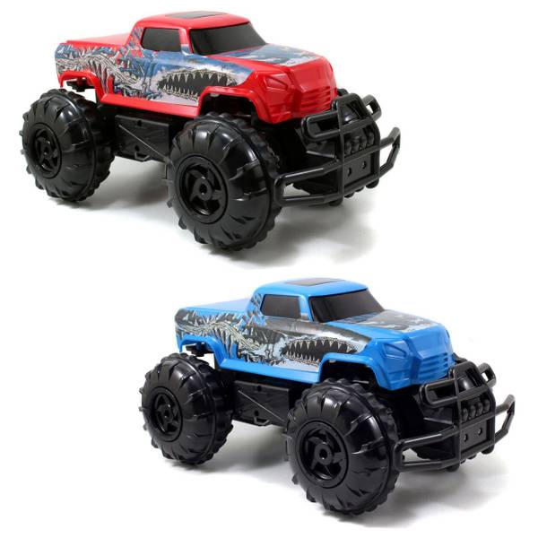 HyperChargers Radio Controlled Water & Land Vehicle Assortment