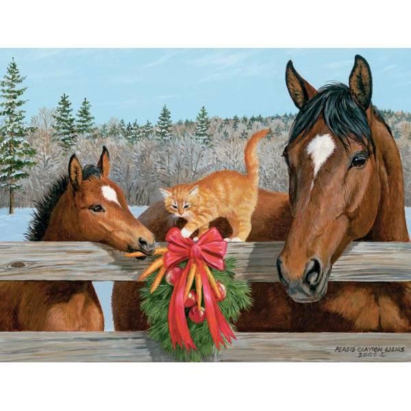 Holiday Treats Boxed Christmas Cards
