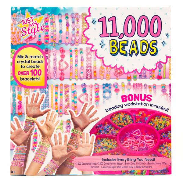 11,000 Beads Bracelet Kit