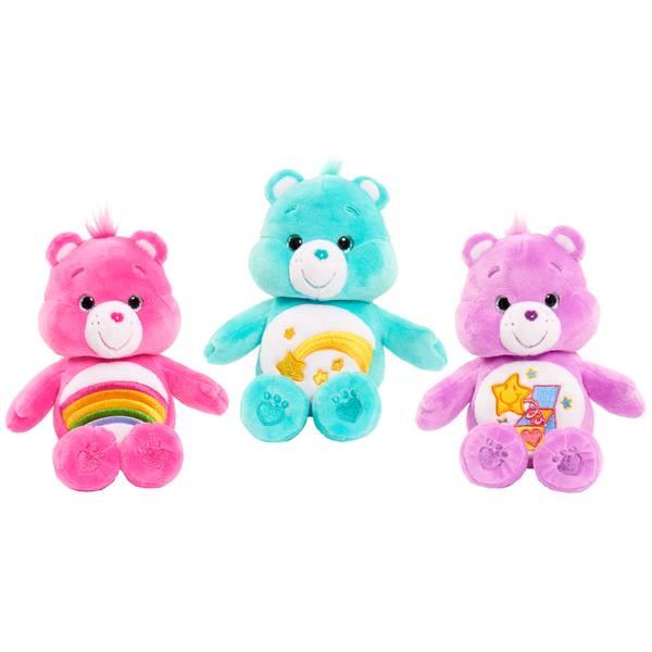 Care Bear Bean Plush Stuffed Animal Assortment