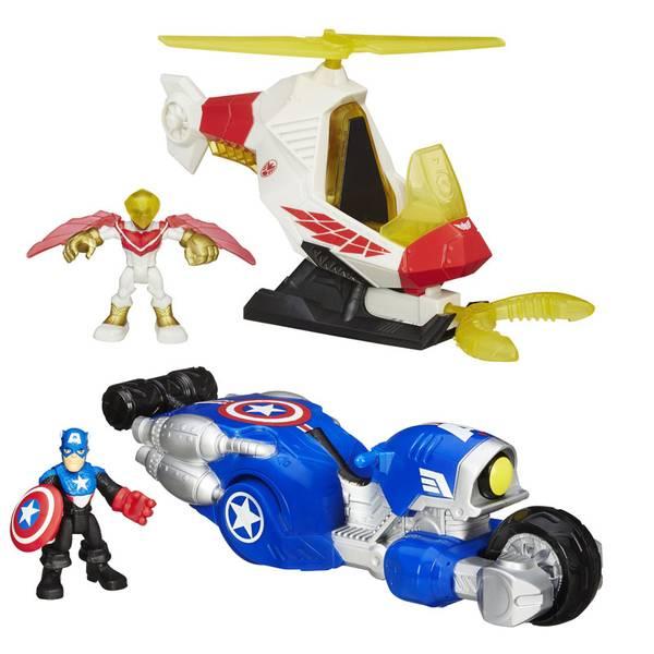 Super Hero Adventures Vehicle and Figure Assortment