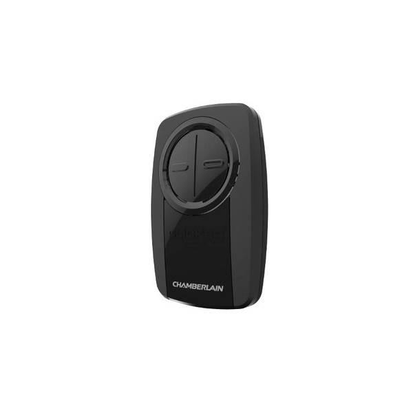 Chamberlain Black Clicker Universal Garage Door Remote Control