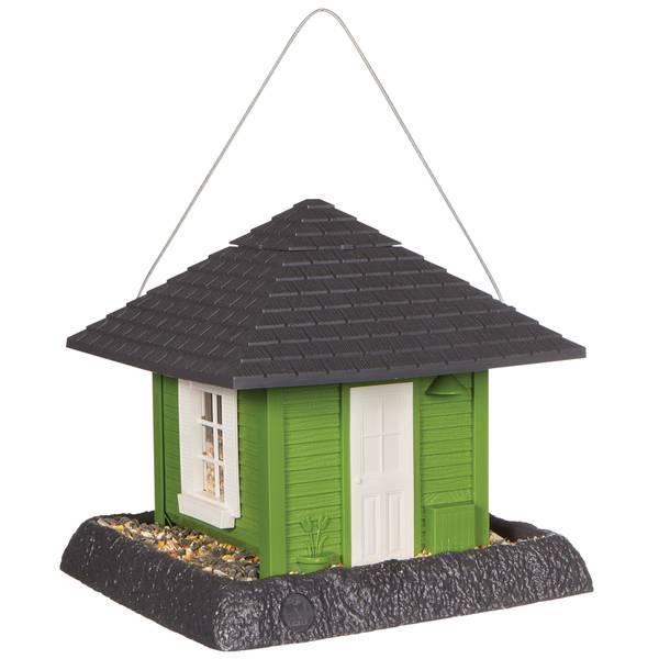 Lightweight Garden House Birdfeeder