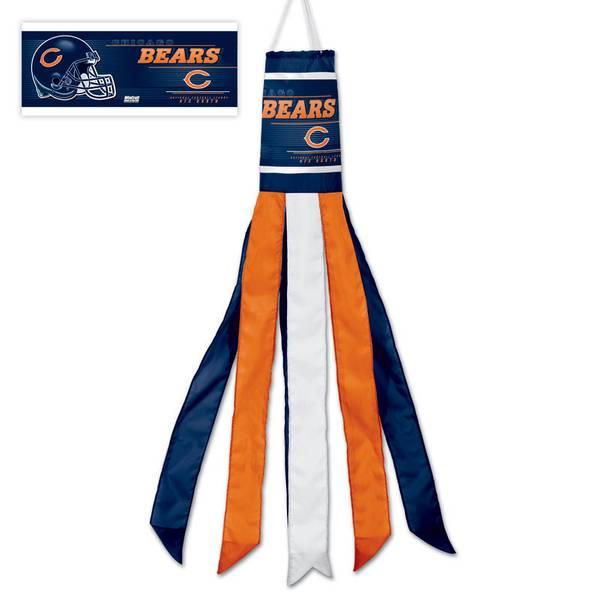Chicago Bears Windsock