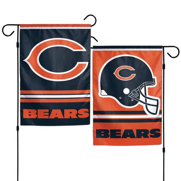 Chicago Bears 2-Sided Garden Flag