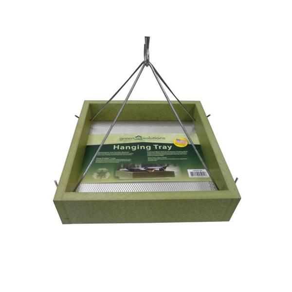 Green Solutions Birds Choice Hanging Platform Feeder (916093 GSHPF100) photo