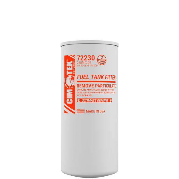 72230 Spin-On Fuel Filter