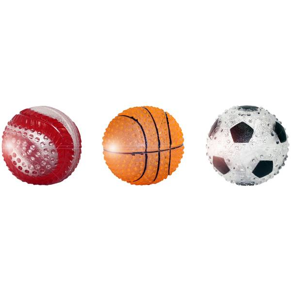 TPR Sports Balls Assortment
