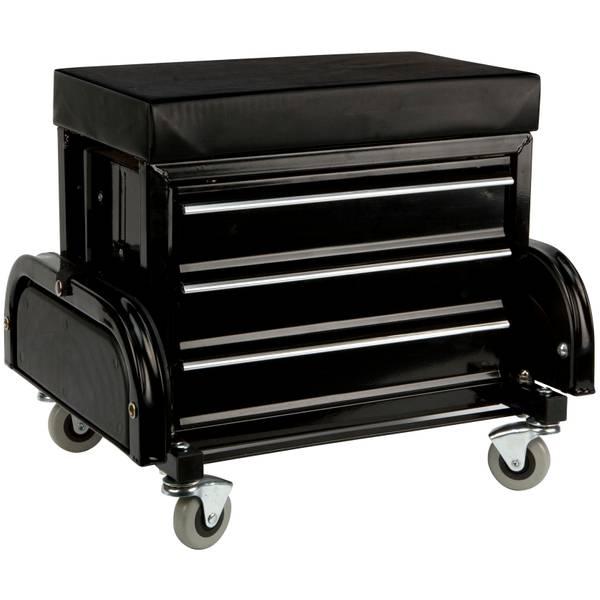 Creeper Seat Tool Box