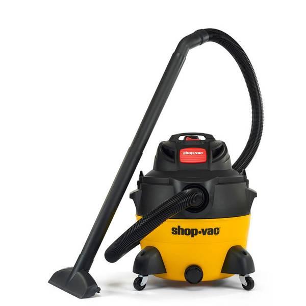 16 Gallon 65 Peak HP Wet Dry Vacuum