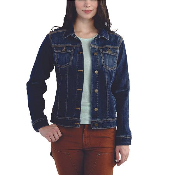 Women's Indigo Brewster Denim Jacket
