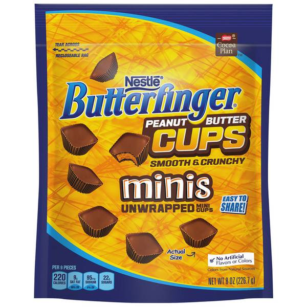 Butterfinger Cup Minis