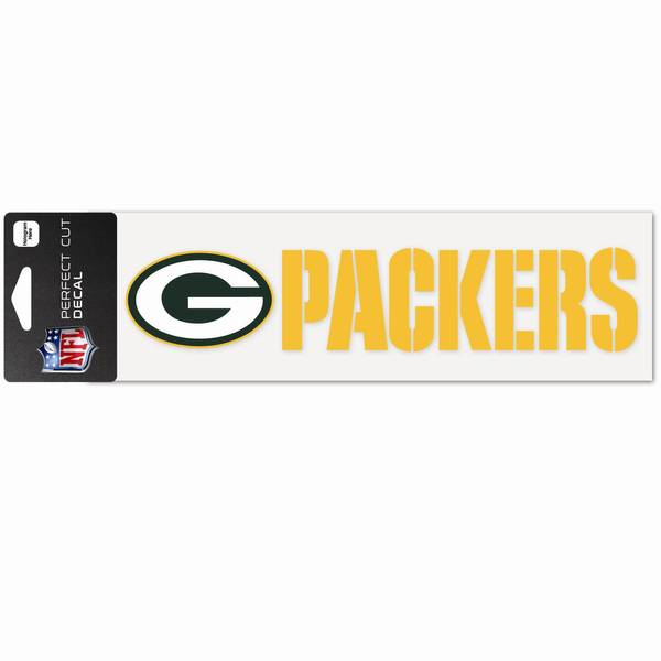 Green Bay Packers Perfect Cut Decal