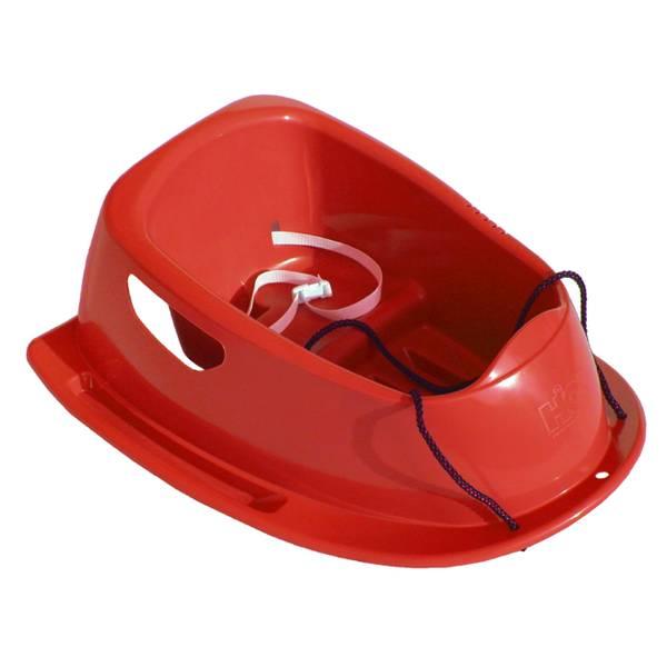 Red Kiddie Bob Sled