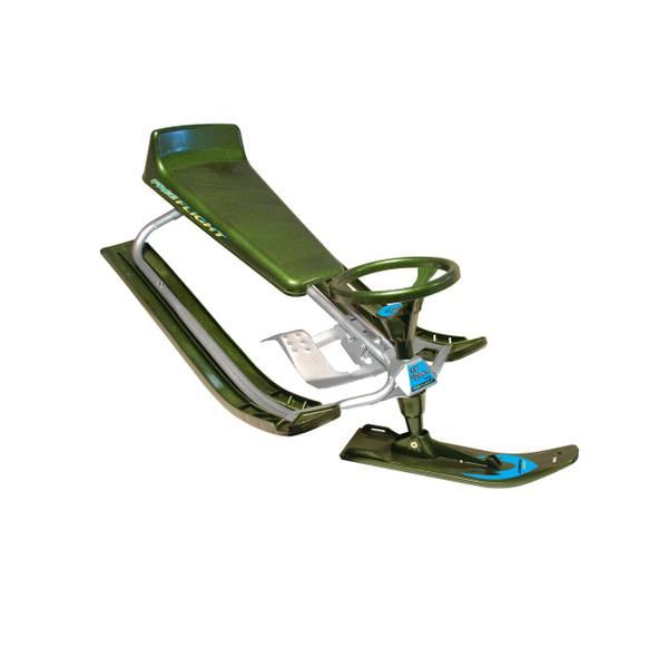 Avalanche Tri-Ski Sled
