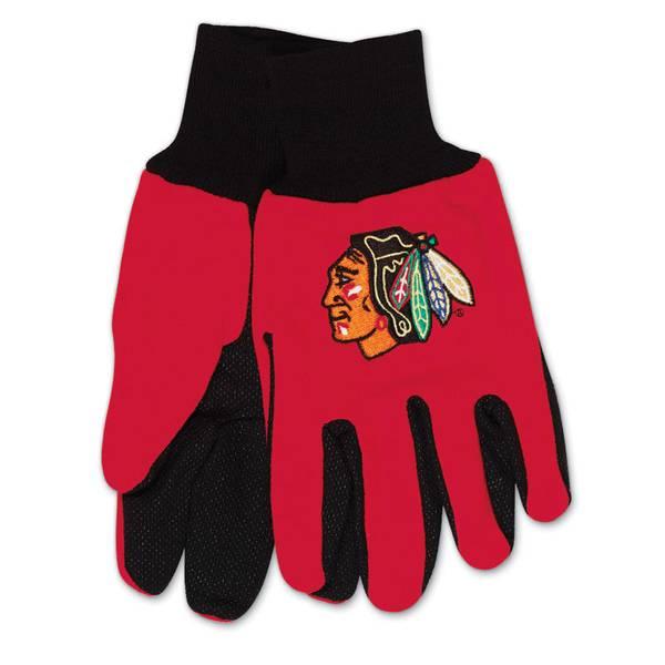 Chicago Blackhawks Utility Gloves